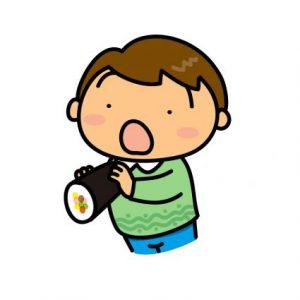 恵方巻き食べ方危険