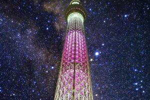 星空スポット 東京