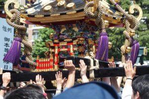 浅草の三社祭 由来