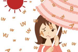 UVAとUVBの違いと特徴