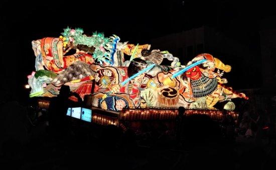 青森ねぶた祭り2019