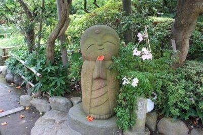長谷寺の 和み地蔵