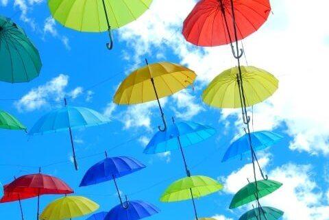 折りたたみ傘が臭わない手入れ方法