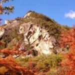 昇仙峡の紅葉2019見頃やおすすめスポット!ハイキングルートは?