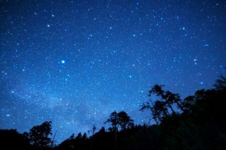 阿智村の星空スポット